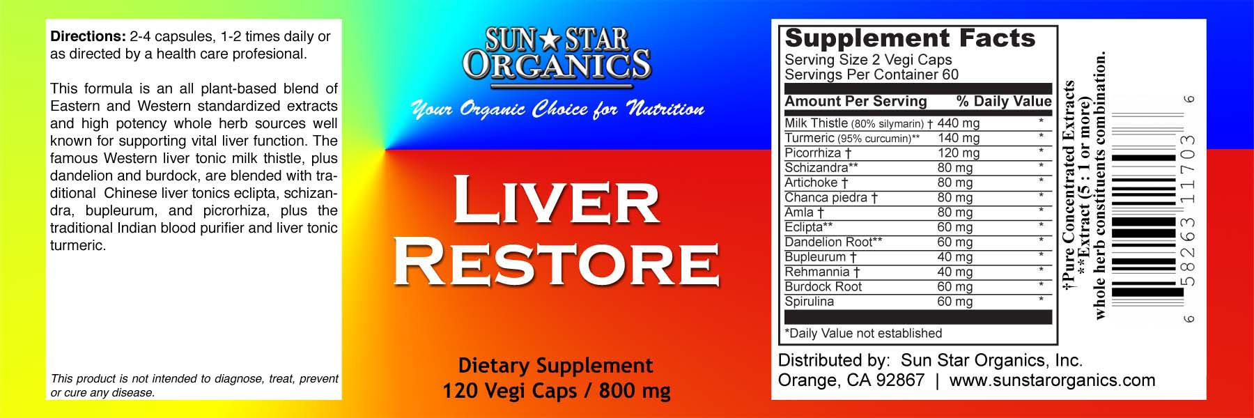 Liver Restore